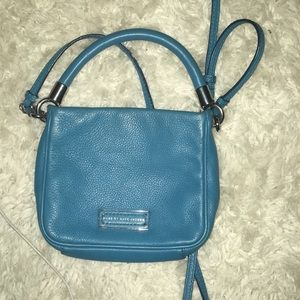 e275ed7e091c Marc By Marc Jacobs Bags - Turkish Tile Marc Jacobs Blue Handbag